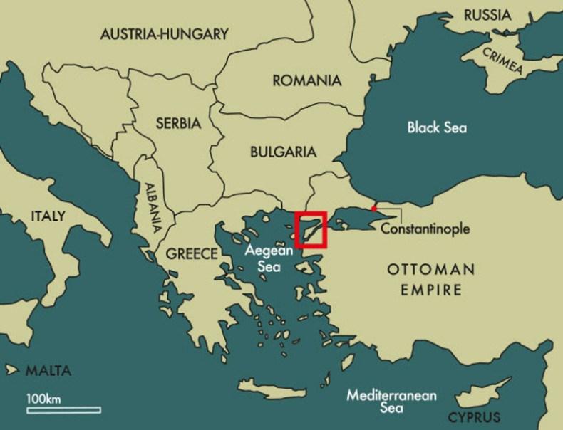 Leutar.net Priča o Galipoljskim Srbima: 400 godina opstali pod Turcima kao Srbi, a komunisti ih proglasili Makedoncima