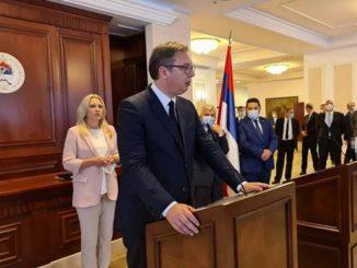 Leutar.net Šarović: Vučić ničim nije zaslužio Dodikove napade