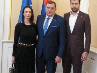 Leutar.net Gorica Dodik na tviteru predlaže deratizaciju SNSD-a