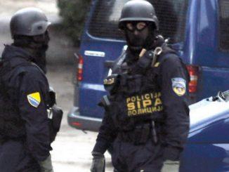 Leutar.net Uhapšen poslanik Parlamenta BiH u akciji SIPE