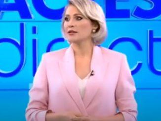 Leutar.net Gola žena napala voditeljku u Rumuniji