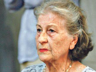 Leutar.net Biljana Plavšić zbog virusa korona hospitalizovana