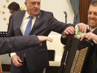 Leutar.net Bez najave održana sjednica banjalučke skupštinske većine, Dodik saopštio mjere samo odabranim medijima