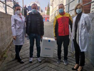 Leutar.net U Republiku Srpsku stiglo pun paket Pfizer vakcina