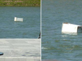Leutar.net Šta nam sve bacaju iz aviJona da nas potruju: Šporete, frižidere, plastiku, prazne kace za kupus (FOTO)