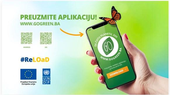 Leutar.net Sarajevski srednjoškolci osmislili prvu mobilnu aplikaciju za selektivno odlaganje otpada
