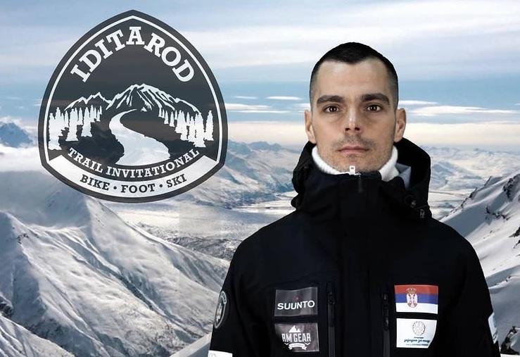 Leutar.net Jovica Spajić pobijedio u trci na 565 km na Aljasci, stazu prešao za 7 dana