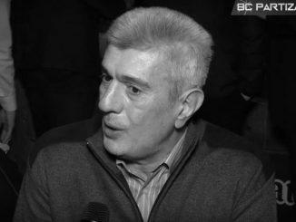 Leutar.net Preminuo legendarni košarkaš Partizana Milenko Savović