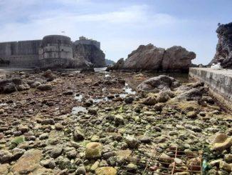 """Leutar.net Gdje je """"nestalo"""" more u Dubrovniku? (FOTO)"""