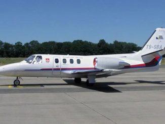 Leutar.net Avion Srpske kupio sin direktora Vazduhoplovnog servisa RS