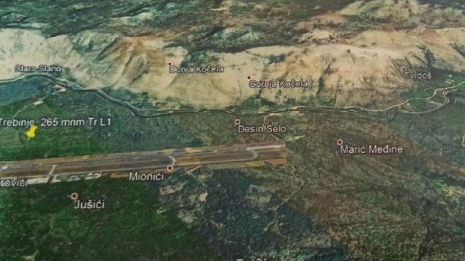 Leutar.net EVO KAKO ĆE IZGLEDATI : Kompleks Aerodroma Trebinje imaće 282 ha i helidrom – Raspisan tender