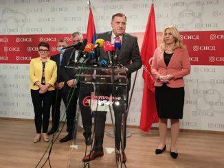 Leutar.net Dodik najavio pomoć penzionerima i borcima za Vaskrs