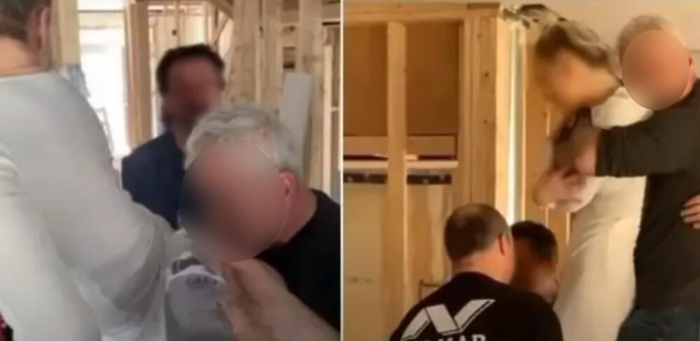 Leutar.net SRPSKI GASTARBAJTERI U KANADI PRAVILI LOM SA STRIPTIZETOM: Građevinski radnici rigorozno kažnjeni zbog korona žurke (VIDEO)