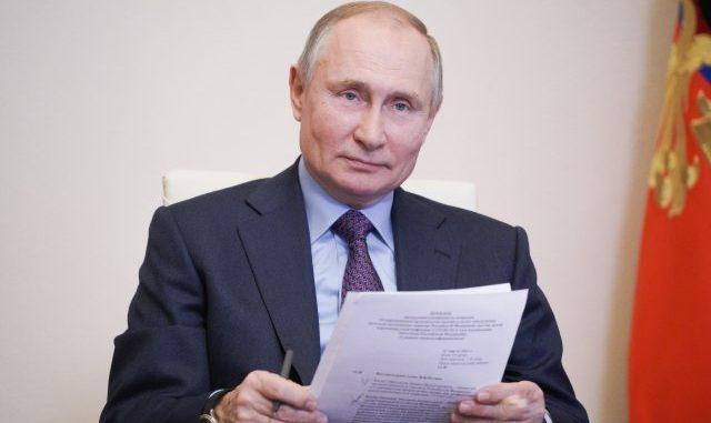 Leutar.net Putin stavio tačku na sve: Zabranjeno