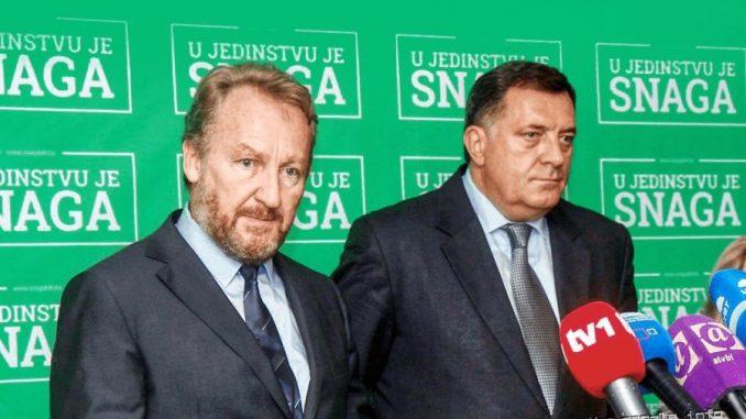 Leutar.net U Srebrenici potpisana koalicija SNSD-a i SDA