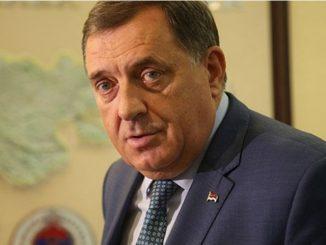 Leutar.net Dodik upravo izjavio: Na Londonskoj berzi se do prije sat vremena trgovalo obveznicama i prodate su u iznosu od 300 miliona eura