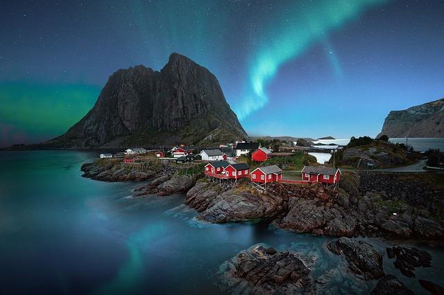Leutar.net Zanimljive činjenice o Norveškoj