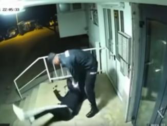 Leutar.net Dvojica policajaca pretukli mladića u Mostaru (VIDEO)