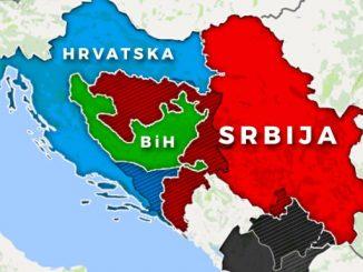 """Leutar.net Objavljen """"non paper"""", dokument o podjeli BiH: U Briselu traže crtanje novih granica"""