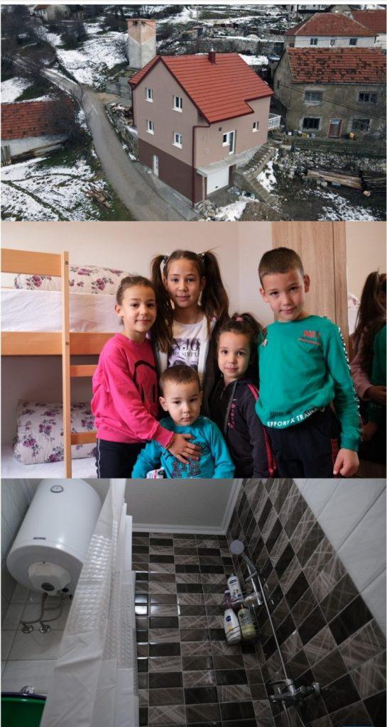 Leutar.net Sjećate se porodice Elez iz Gacka – uselili su u novu kuću!