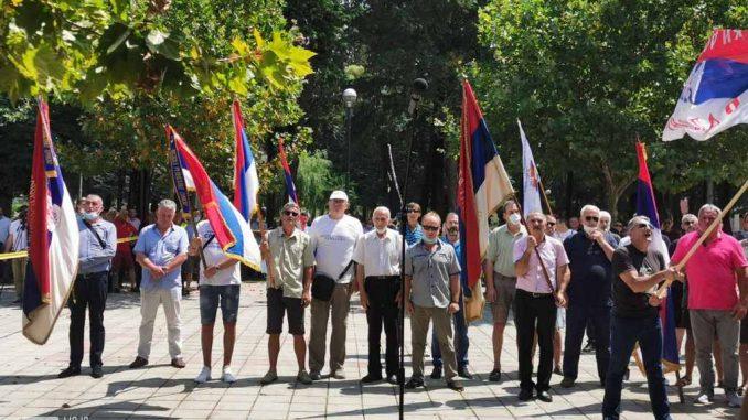 Leutar.net Gradonačelnik Ćurić uprkos protokolu odbio primiti delegaciju Gradske boračke organizacije?! Iz GBO Trebinje poručuju: Dosta je poniženja