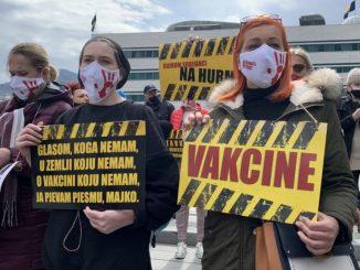 Leutar.net Danas novi protest u Sarajevu: Traži se smjena vlasti