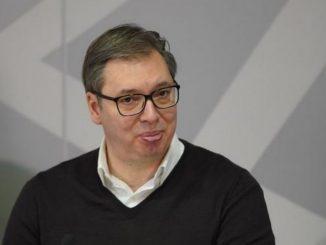 Leutar.net Vučić opalio zvučni šamar liderima zemalja regiona