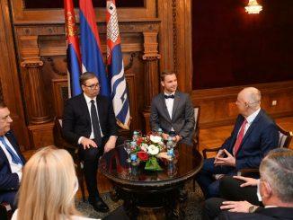 Leutar.net Vučić ekskluzivno: Evo šta sam rekao Miletu i Drašku