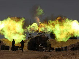Leutar.net Izraelska vojska ušla u pojas Gaze