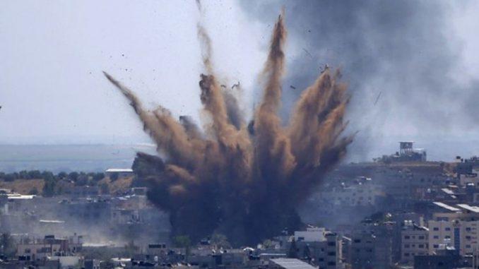 Leutar.net Napadi se nastavljaju, srušena džamija, broj žrtava raste