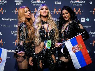 "Leutar.net Počelo finale Eurosonga, hoće li ""Uraganke"" pokoriti kontinent"