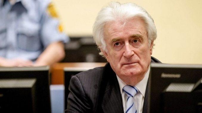 Leutar.net Karadžić prebačen u Englesku na izdržavanje kazne