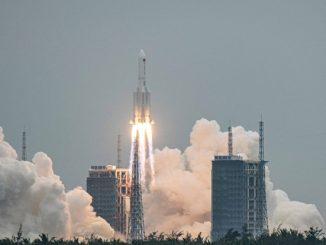 Leutar.net Kinezi izgubili kontrolu nad raketom, može pasti negdje na Zemlju, ne zna se gdje
