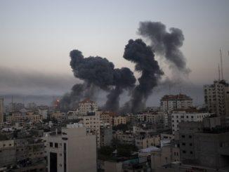 Leutar.net UŽIVO Apokaliptične scene od jutra: Lete rakete, gore gradovi VIDEO