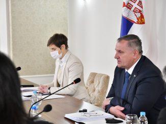 Leutar.net U Istočnom Sarajevu sjednica vlada Srbije i Republike Srpske, u Foči polaganje kamena temeljca