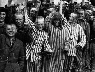 Leutar.net Vaskrs u logoru Dahau 1945. godine