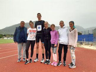 Leutar.net Član AK Trebinje Marko Šuković oborio 2 rekorda RS-a u 10 dana