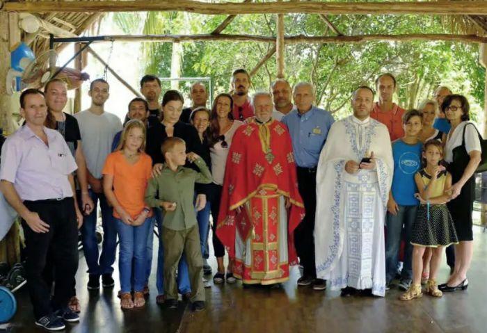 Leutar.net Život pravoslavnog misionara u Venecueli - Grade crkvu, kopiju Hercegovačke Gračanice