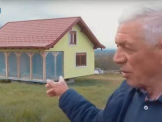 Leutar.net Napravio rotirajuću kuću – žena nije mogla da se odluči na koju stranu da ima pogled