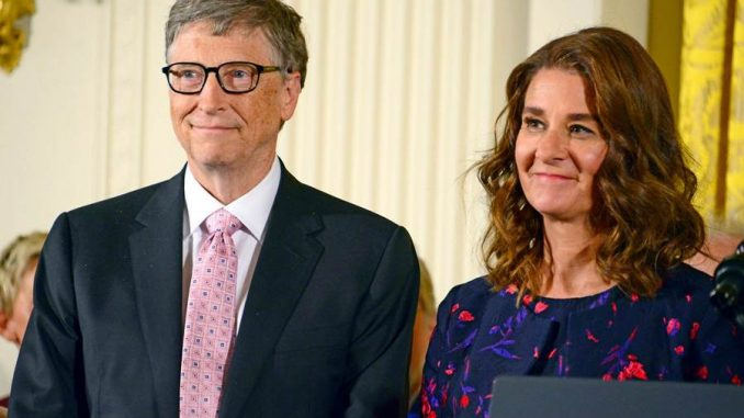 Leutar.net Bil i Melinda Gejts se razvode nakon 27 godina braka