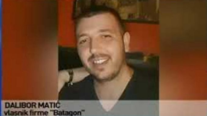 Leutar.net Nebojša Vukanović: Uhapšen vlasnik Batagona, vlasti u Srpskoj ćute