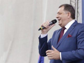 """Leutar.net """"Nekoliko kilometara od centra Banjaluke narednih dana će marširati vojnici NATO-a i to zahvaljujući podršci Milorada Dodika"""""""