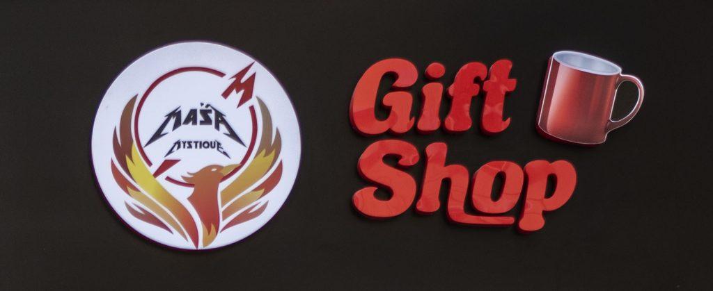 Maša Mystique Gift Shop