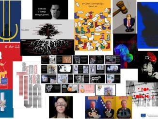 Leutar.net Sestre Vukosav iz Nevesinja nagrađene na umjetničkom konkursu u Sarajevu
