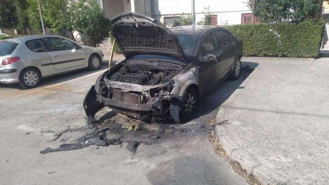 Leutar.net Otkriveno ko je bivšem direktoru HET-a zapalio auto