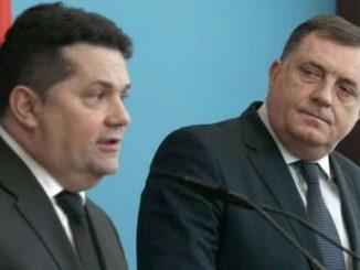 Leutar.net Predsjedništvo Ujedinjene Srpske preispituje ostanak u koaliciji!
