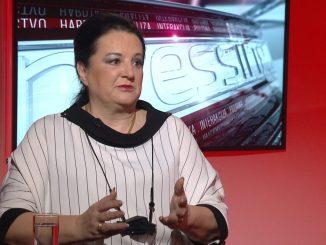 Leutar.net Svetlana Cenić dobila prijetnje zbog šale o Džaferoviću