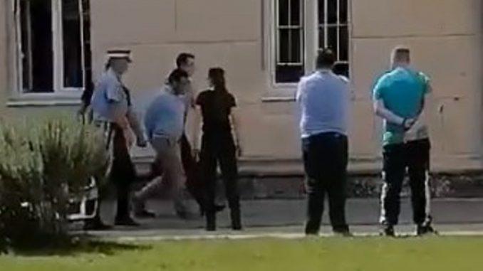 Leutar.net U Trebinju uhapšen narodni poslanik Nebojša Vukanović