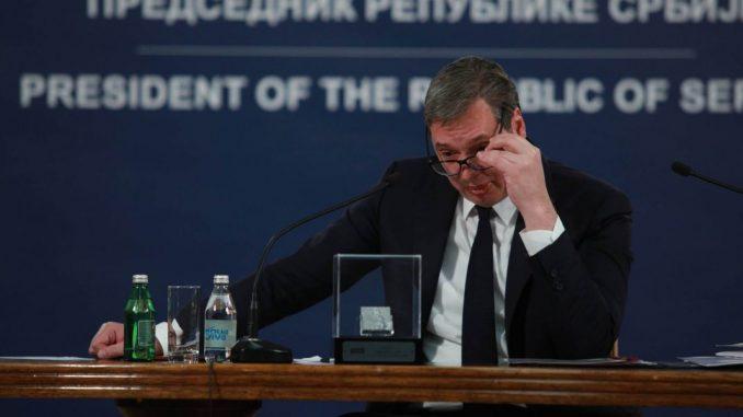 """Leutar.net Vučić: """"Ekološki pokreti su plaćeni spolja, šta ćemo da radimo kad za pet godina ne bude struje…"""""""