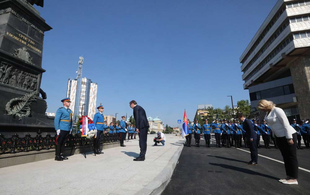 """Leutar.net """"Srpski narode na KiM, i danas i navijeka vidjećete ko je vjera i ko je nevjera…"""""""